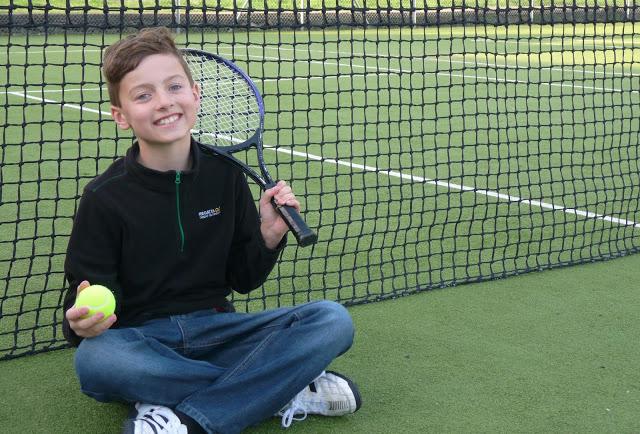 #TennisForKids