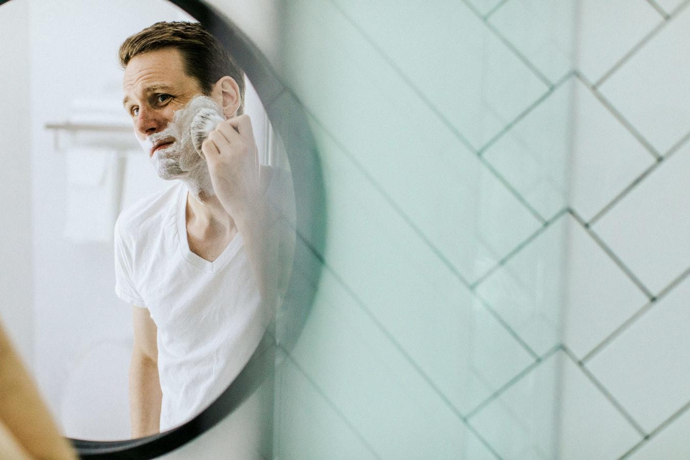 Braun shaving