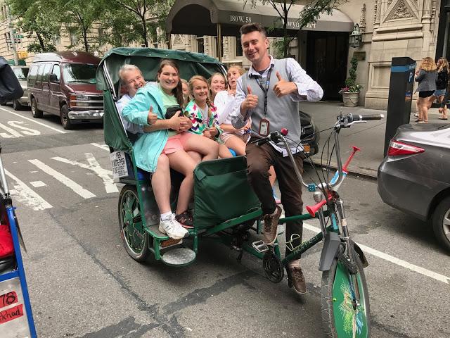 Kids in Manhattan