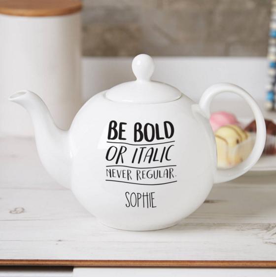 Giftpup teapot