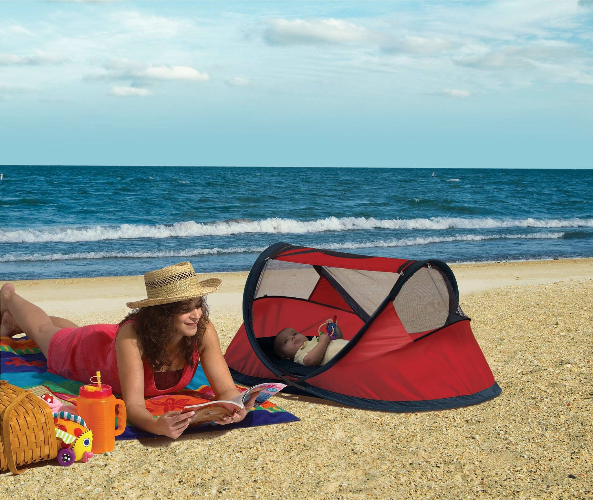 UV tent