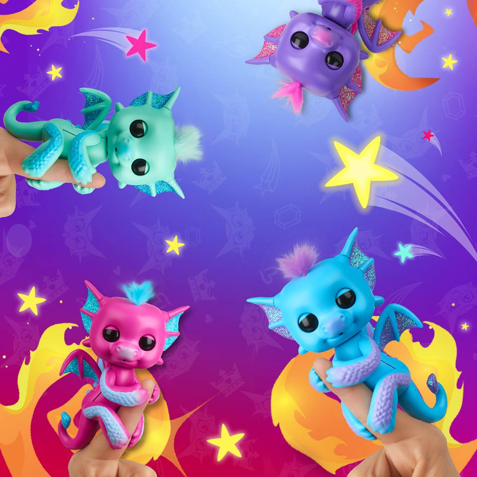 baby dragon fingerlings