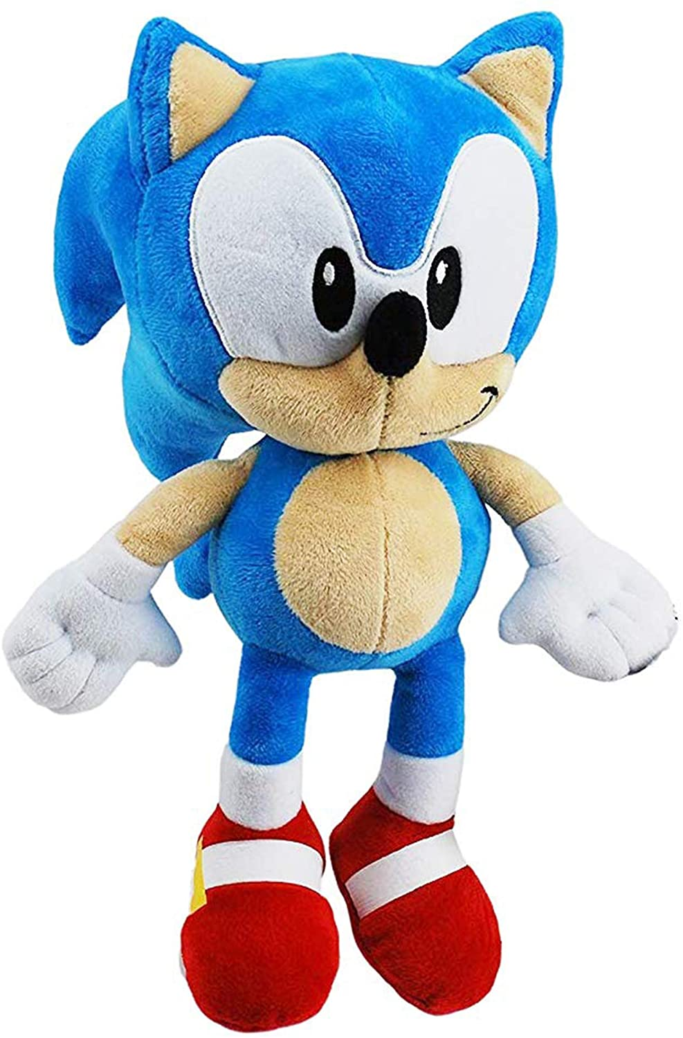 Win A Sonic The Hedgehog Plush Missing Sleep